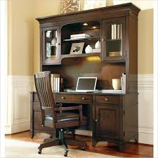 Office Furniture With Hutch by Hooker Furniture Abbott Place Computer Credenza And Hutch In