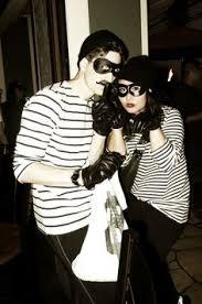 Halloween Burglar Costume 1960 U0027s Cat Burglar Costume U0027d Wear Black Black Mask