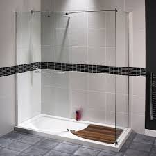 walk in shower ideas for small bathrooms aqualux aquaspace walk in shower enclosure 1400mm x 900mm wide
