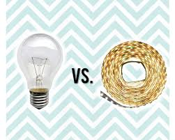 Led Versus Fluorescent Light Bulbs by Geb Led Lights Vs 60 Watt Light Bulbs Geb Led Lighting