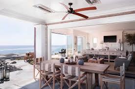 east coast meets west coast in this california beach house