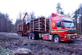 volvo lorries uk highlands and islands forest industry cluster archives press and