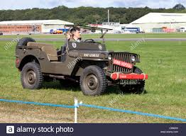 ford jeep 1945 ford jeep gpw in the military vehicle parade at dunsfold