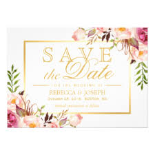 save the date invitation save the date invitations announcements zazzle
