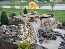 Backyard Pondless Waterfalls by 46 Best Waterfall Images On Pinterest Backyard Ideas Garden