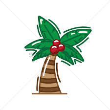 palm tree svg palm tree vector image 1937644 stockunlimited