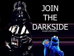 Cookie Monster Meme - come to the dark side with cookie monster come to the dark side