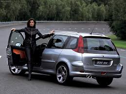 peugeot 206 tuning peugeot 206 sw concept 2001 picture 5 of 5