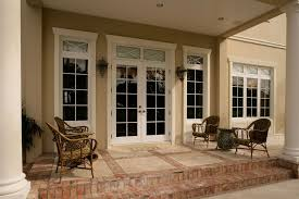 Interior French Doors With Transom - french door panels curtain best window treatments for french