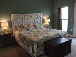 First Floor Master Bedroom Good Fortune Amazing Gulf Views Friends And Guests