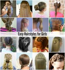 cool step by step hairstyles pictures simple but awesome hairstyle for girls black hairstle