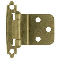 3 8 Inset Cabinet Hinges Kitchen Cabinets Hinges
