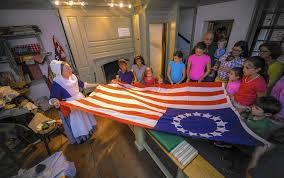 Flag Of Philadelphia Celebrating The United States In Philadelphia Where It All Began