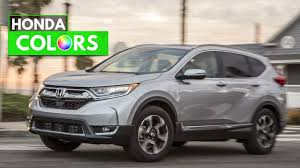 honda crv colors 2018 2019 car release specs reviews