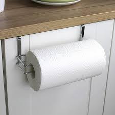 porte rouleaux de cuisine acier inoxydable salle de bains toilettes porte rouleau de papier