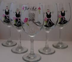 Unique Wine Glasses by Decorative Wine Glasses For Wedding Living Room Ideas
