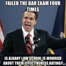 Law School Memes - failed the bar exam four times is albany law school is worried