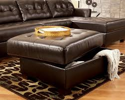 Durablend Leather Sofa Dixon Durablend Leather Chocolate Sofa Sectional Corner Chaise