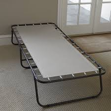 Folding Mattress Bed Symple Stuff Easy Folding Guest Bed With Mattress U0026 Reviews Wayfair