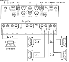 sub box wiring diagram subwoofer amplifier with car and amp