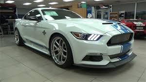 shelby mustang snake 2017 ford mustang shelby snake 2d coupe 17c432