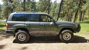toyota lexus 2000 for sale 2000 lexus lx470 arb bumper suspension uca u0027s 34