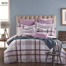 Purple Grey Duvet Cover Purple And Grey Bedding Daybed Comforter Sets Purple Grey Bed Bag