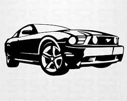 decals for ford mustang mustang decal etsy