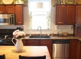 Top Kitchen Cabinet Decorating Ideas Decorating The Top Of Kitchen Cabinets Ellajanegoeppinger Com