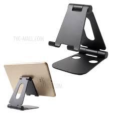 support de bureau pour smartphone support de bureau universel pliable en alliage d aluminium pour
