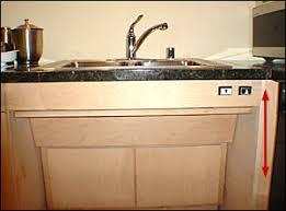 handicap accessible kitchen sink stunning handicap kitchen sink 36b1 14485 home designs gallery
