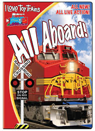 amazon com i love toy trains all aboard jeff mccomas tom