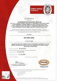 bureau veritas investor relations bureau veritas certification seremban engineering berhad