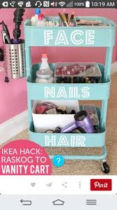 hair accessory organizer nail accessories home accessory make up storage beauty storage