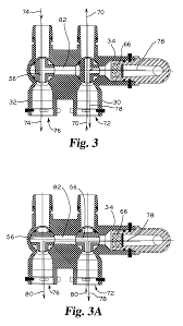 patent us6347644 bypass valve for water treatment system