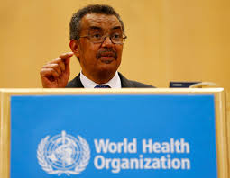 tedros adhanom ghebreyesus becomes the first african director