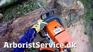 stihl ms 880 with 404