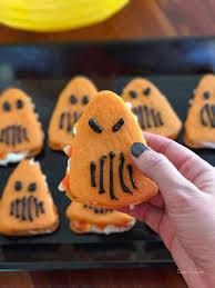 disneyland halloween treats cars land haul o ween cookies