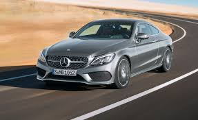 2017 mercedes c class coupe photos and info car and
