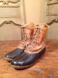 womens boots size 9 narrow vintage l l bean womens maine boots in size 9 narrow ebay