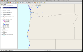 Map Of Seaside Oregon by Part 2 U2014launch Aejee And Investigate Tsunami Patterns
