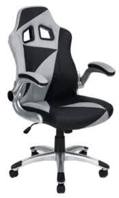 fauteuille de bureau gamer siège de bureau fauteuil de bureau gamer duo noir et gris par but