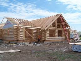 Luxury Log Home Plans by Dry In Of Log Home Cowboy Log Homes