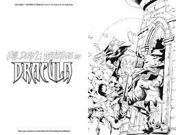 evil dead 2 coloring activity book preview u2013 first comics news