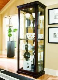 Sliding Door Bookcase Pulaski Chelsea Sliding Door Bookcase Costco China Cabinet For