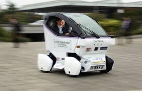 driverless pods catapult catapult