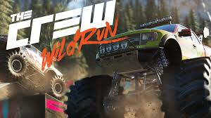 monster truck video game play the crew wild run gameplay 360 in a monster truck youtube