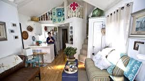 Tiny House Living Room by They Retired In A Lovely 420 Sq Ft Tiny House But The Government