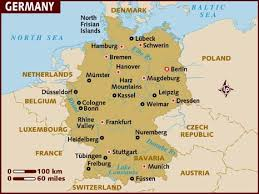 frankfurt on world map map of germany