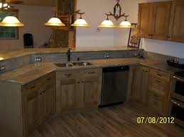 29 awesome photos rustic oak kitchen cabinets rustic oak kitchen
